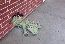 3D Street Art / by Anice Hoogstad