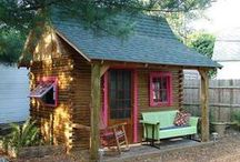 Tiny Houses & Yurts / Tiny Houses and Yurts / by Organic Gardens Network™
