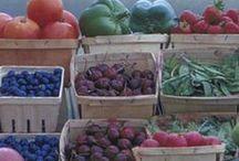 Garden ~ Farmers Markets / by Organic Gardens Network™