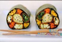 Food ~ Raw Food / Raw Food Recipes / by Organic Gardens Network™