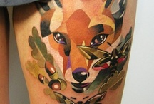 Ink / by Kiera Faye