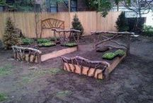 Garden ~ Design / Gardening Design Ideas / by Organic Gardens Network™