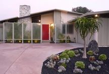 Architecture / I love it all!! But apparently I'm partial to Mid-Century Modern and Spanish. / by Kim Jaspers