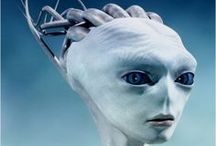 Alien / Sci-Fi Fantasy, first contacts, beam-ups / by Kim Jaspers