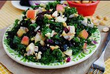 Food ~ Salads / Salad Recipes / by Organic Gardens Network™