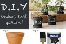 Garden ~ Herbs / Gardening Herbs / by Organic Gardens Network™