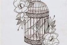 Ink  / by Trinity Tankersley