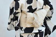 和服後姿・DERRIÈRES DU KIMONO / The back of Japanese garb. / by Johannes P