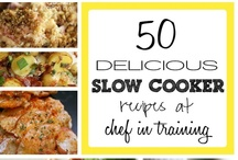 Slow Cooker recipies / by Jennifer Tryon