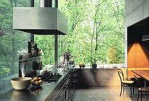 Interiors-Kitchen / by Japanese Trash
