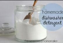 Natural Cleaning / Natural cleaning tips ... / by Mums make lists ...