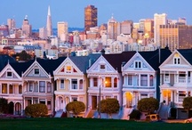 My San Francisco / A lifetime of visiting and living in my most favorite city in all the world.  Ever the city girl..... / by Miss Love
