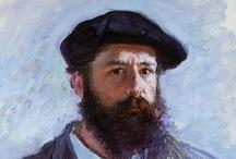 Claude Monet / by Darlene Myers