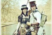 SteamPunk Wenchery / All things Steampunk and/or scifi inspired.  / by Ginger Douglas