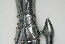 Medieval Armour / Original extant armour / by Tom Biliter