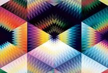 Color and Pattern  / by Leslie Richardson Dryg