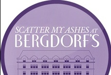 #GetScattered / Scatter My Ashes at Bergdorf's explores the history, inner workings and untold stories behind the store's rise from a modest ladies' tailor shop to a mirror of contemporary culture. In theaters May 3rd, 2013. Click on press clippings to access full article.  / by Bergdorf Goodman