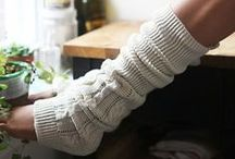 Leg Warmers / by G. Roozen