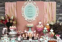 Bridal Shower Ideas / by Nicolle Bryant