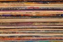 Vinyl / by Jason Sykes