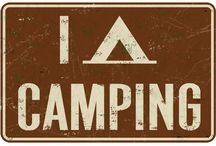 camping / by Patty Leach