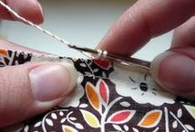 Sewing projects / by Tia's Kitchen Recipes