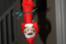 Elf on the Shelf / by Nicolle Bryant