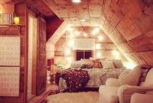 Dream home and home Ideas / by Becca Luanne
