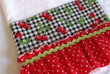Sewing in the kitchen / sewing projects to use in the kitchen / by Scrapfuzz