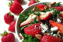 Summer Recipes / Great recipes for the hot summer months. / by Tia's Kitchen Recipes