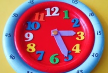 Math : Telling Time / by School Aids
