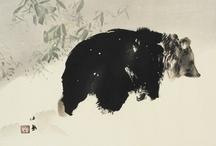 Snow / Brrrr. / by Freer|Sackler