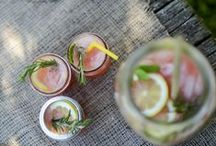 Beverages  / Drink & Be Merry. / by Sara McAllister