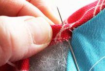 sew what... / by Erin Hammond