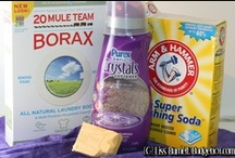 Cleaning Tips / by Suzanne Martinez-Gardner