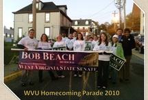 Senator Robert Beach, Bob to many and husband to me / by Rachel Beach - Pierpont Applied Design