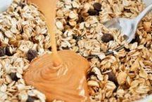 healthy snacks / by Suzanne Martinez-Gardner