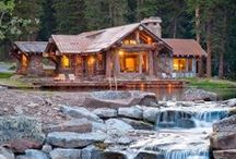 Houses We Love @ Rocky!  / by Rocky Mountain Decor