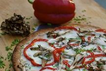 Pizza on the Grill - The Only Way to Pizza / There is nothing better than a grilled pizza / by GrillinFools.com