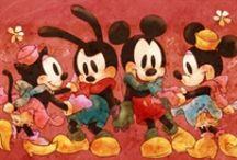 Disney love / by Nadine Waers