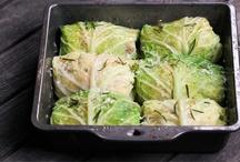 Cabbage / by Crossroads Farm