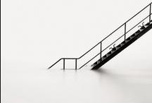 — l' escalier / by — le minimalisme