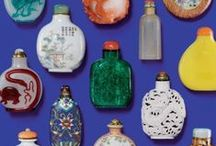 Perfume Bottles / by Barbara Gilden