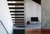 Design Inspiration / An eclectic and inspired collective of architecture and interior design  / by Louise Griffin