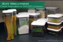 Cleaning & Organization Tips / by OXO
