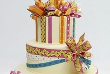 "Cakes / by Heather ""Mandollyn"""