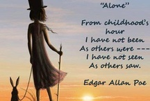 ALoNe / by Angie Spaulding