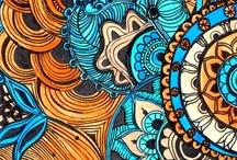 Zentangles / by P & E R.