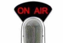 Radio / Radio Disc Jockeys, Radio Stations, Radio Receivers / by Ed Brady
