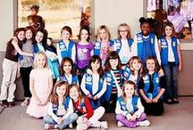 Girl Scouts / by Amy Peterson O'Neil